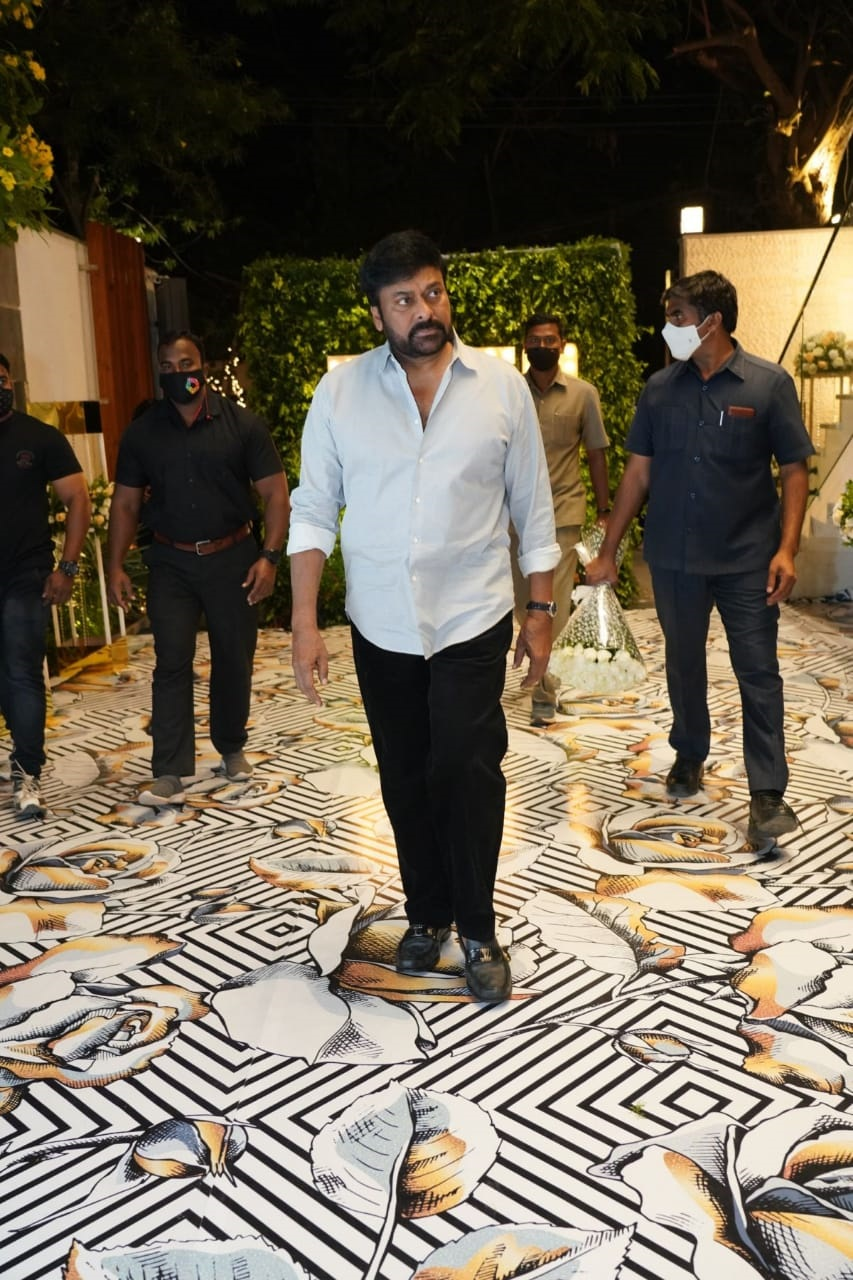 Tollywood Celebrities at Dil Raju 50th Birthday celebrations