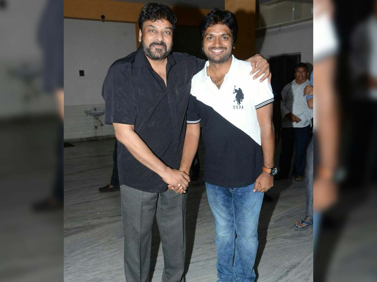 Chiranjeevi follows only Anil Ravipudi, what's the reason?