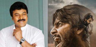 Chiranjeevi supports Aadi Sai Kumar, Launches Sashi teaser