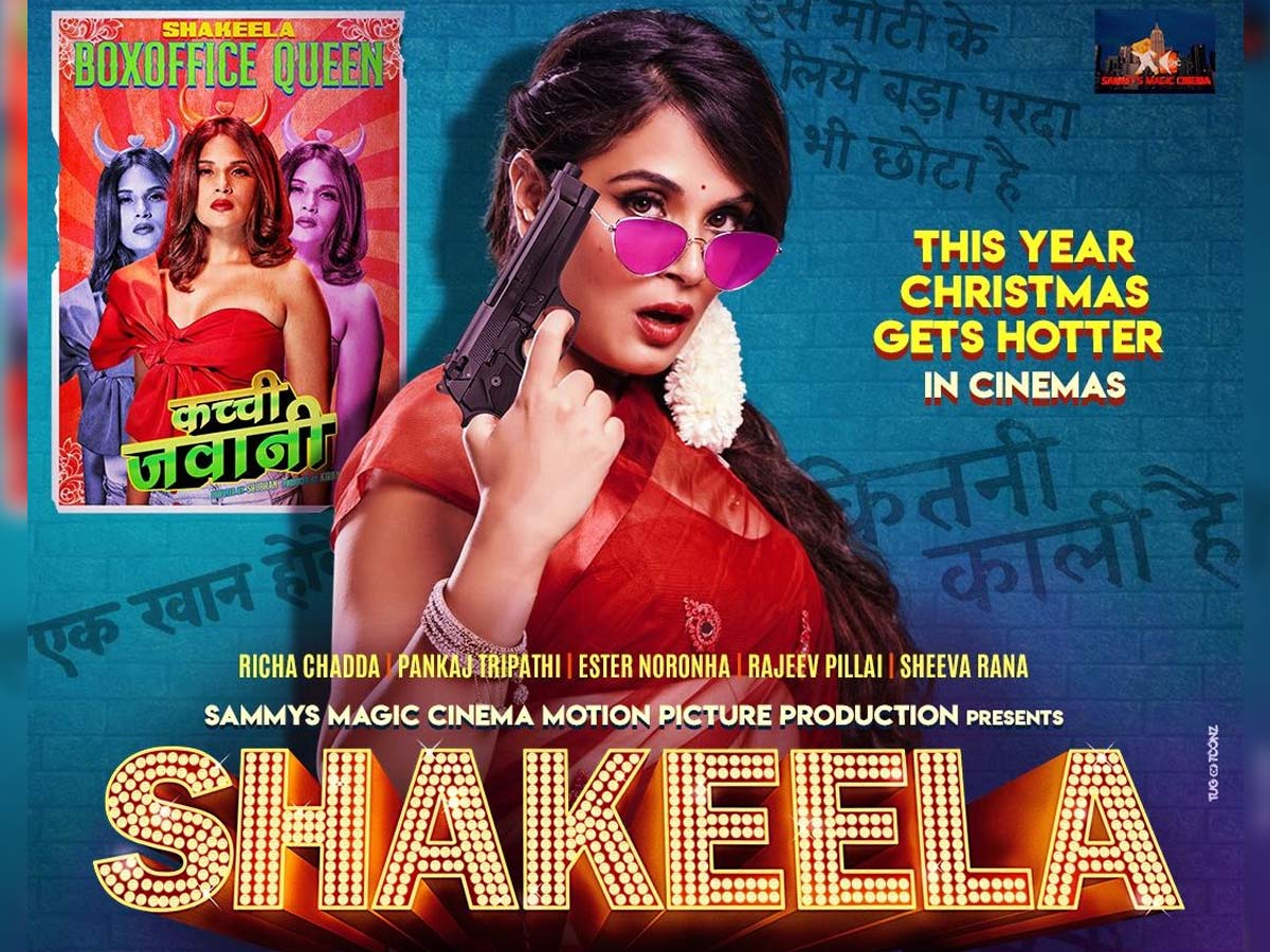 Christmas is going to be Hotter! Reason Shakeela