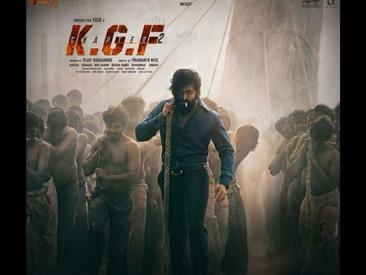 He blurted out big secret of  KGF 2