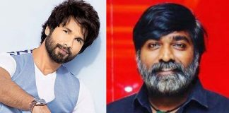 Interesting title for Shahid-Vijay Sethupathi web series