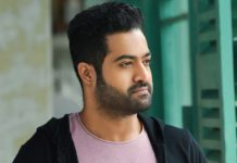 Jr NTR getting ready & all set