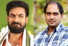 Krish and Vaishnav Tej film gets same title
