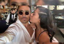 Krishna Shroff kisses new boyfriend -Turkish chef Nusret
