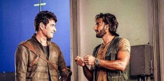 Mahesh Babu and Ranveer Singh fight with zombies