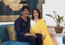 Nagarjuna and Amala cast their votes for GHMC Elections 2020