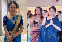 Niharika extends her wedding invitation to Ritu Varma and Lavanya Tripathi