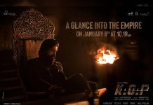 Official date and time for KGF Chapter 2 teaser