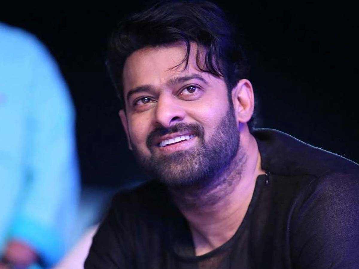Prabhas leaves his fans confused