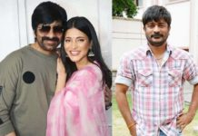 Raju Sundaram assists Ravi Teja and Shruti Haasan with his talent