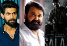 Rana Daggubati and Mohanlal in Prabhas Salaar?