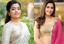 Rashmika Mandanna rejects! But Raashi Khanna accepts it