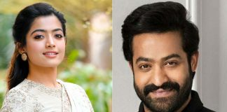Rashmika to be finalized for NTR's next