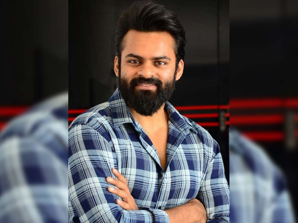 Sai Dharam Tej next project with Ram