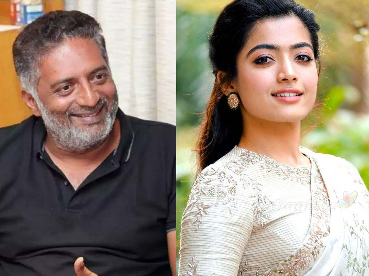 Sai Pallavi was intimidated by Prakash Raj