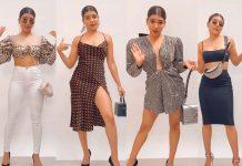 Samantha fashion and h*tness alert