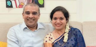 Singer Sunitha to tie the knot with Ram on 9th January