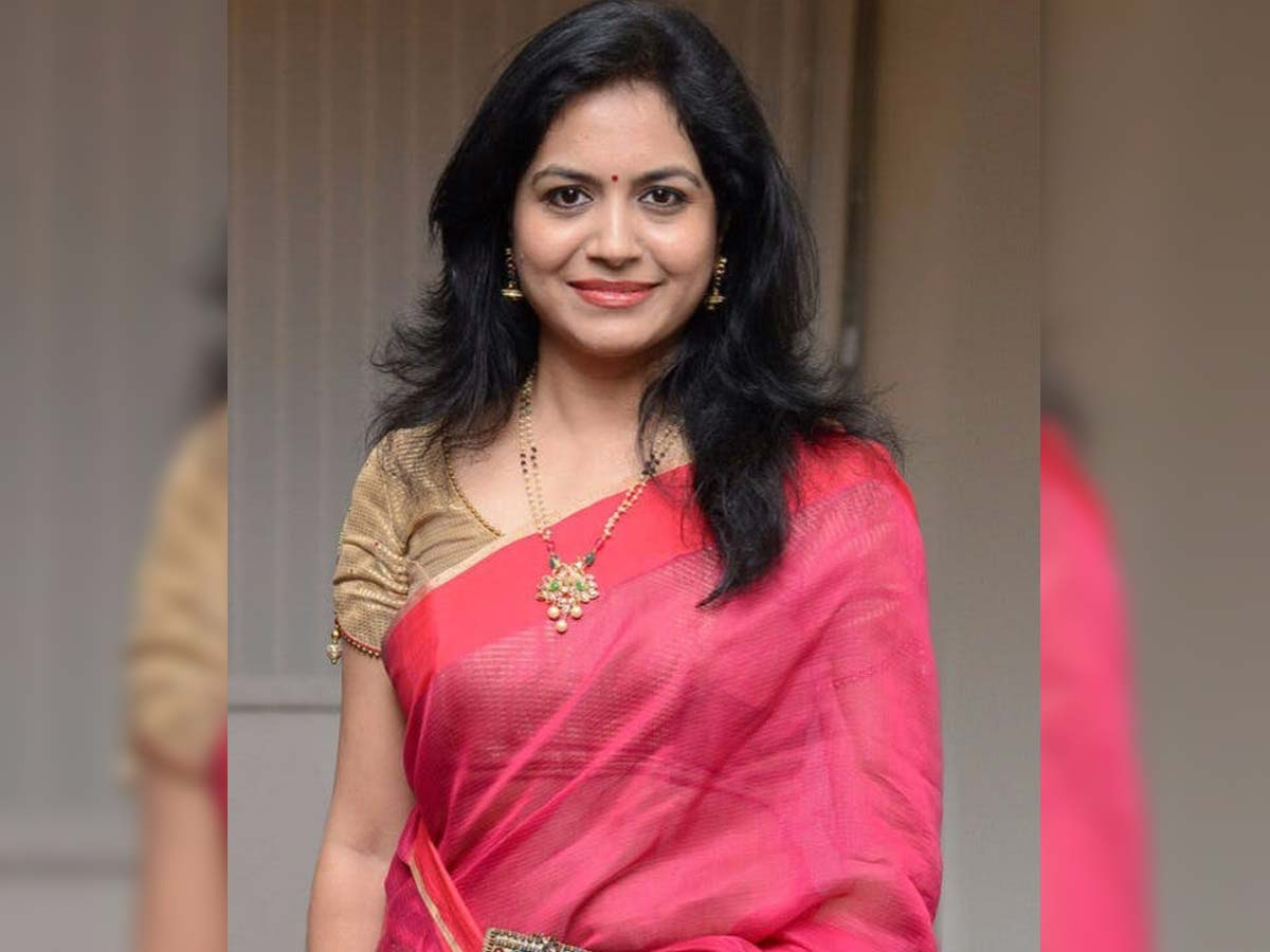 Singer Sunitha wedding date is fixed