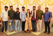Sree Vishnu's yet another movie launched today