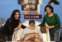 Sushant Singh Rajput father hospitalized