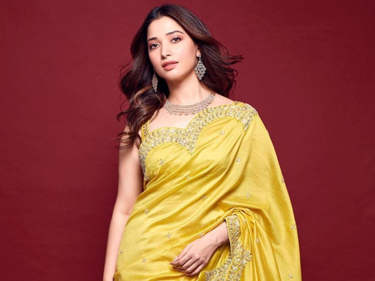 Tamannah Bhatia denies to call film industry a bad place
