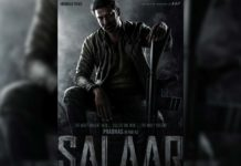 This is what Prabhas film Salaar means