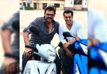 Venkatesh Daggubati birthday wishes to kind hearted friend Salman Khan