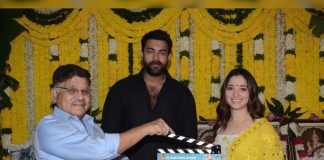 Venkatesh and Varun Tej F3 starts shoot