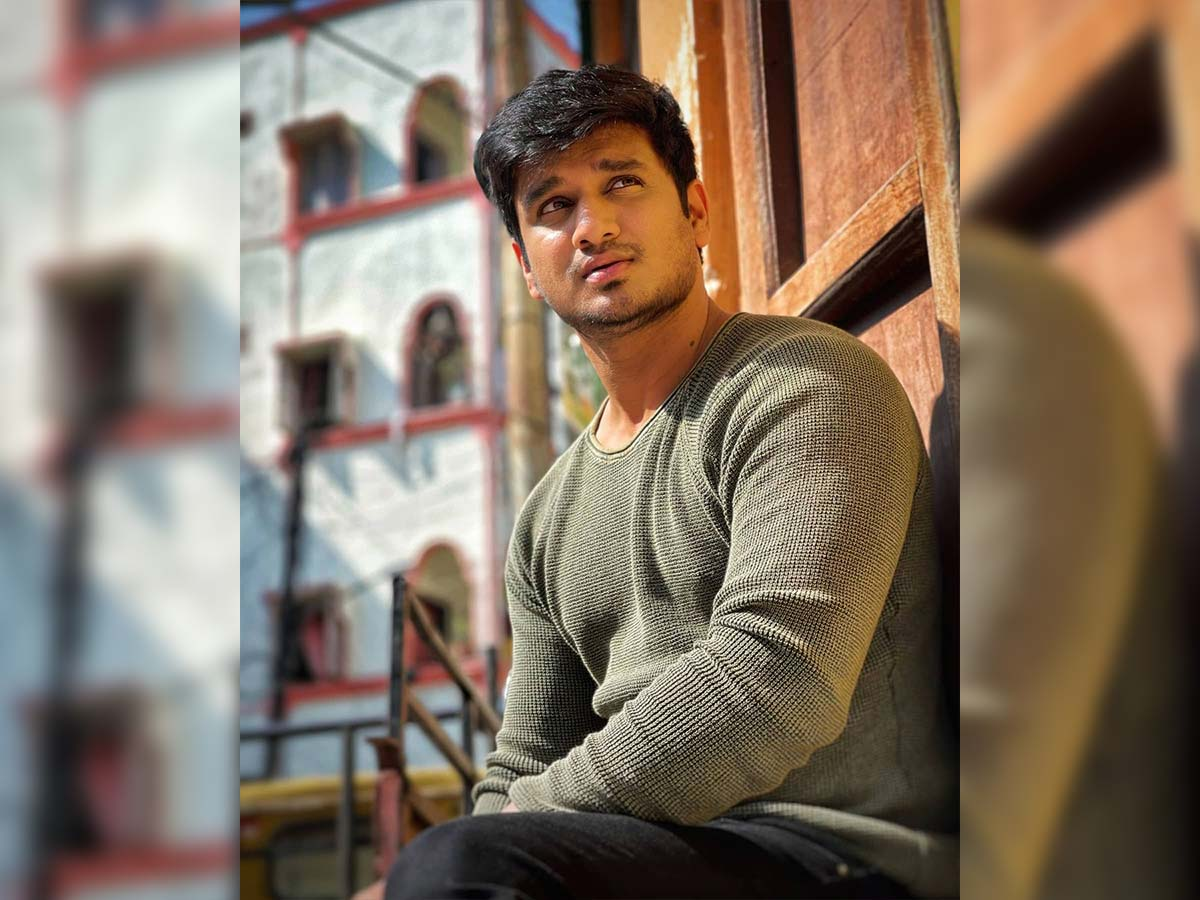 Why Nikhil is not changing gears?