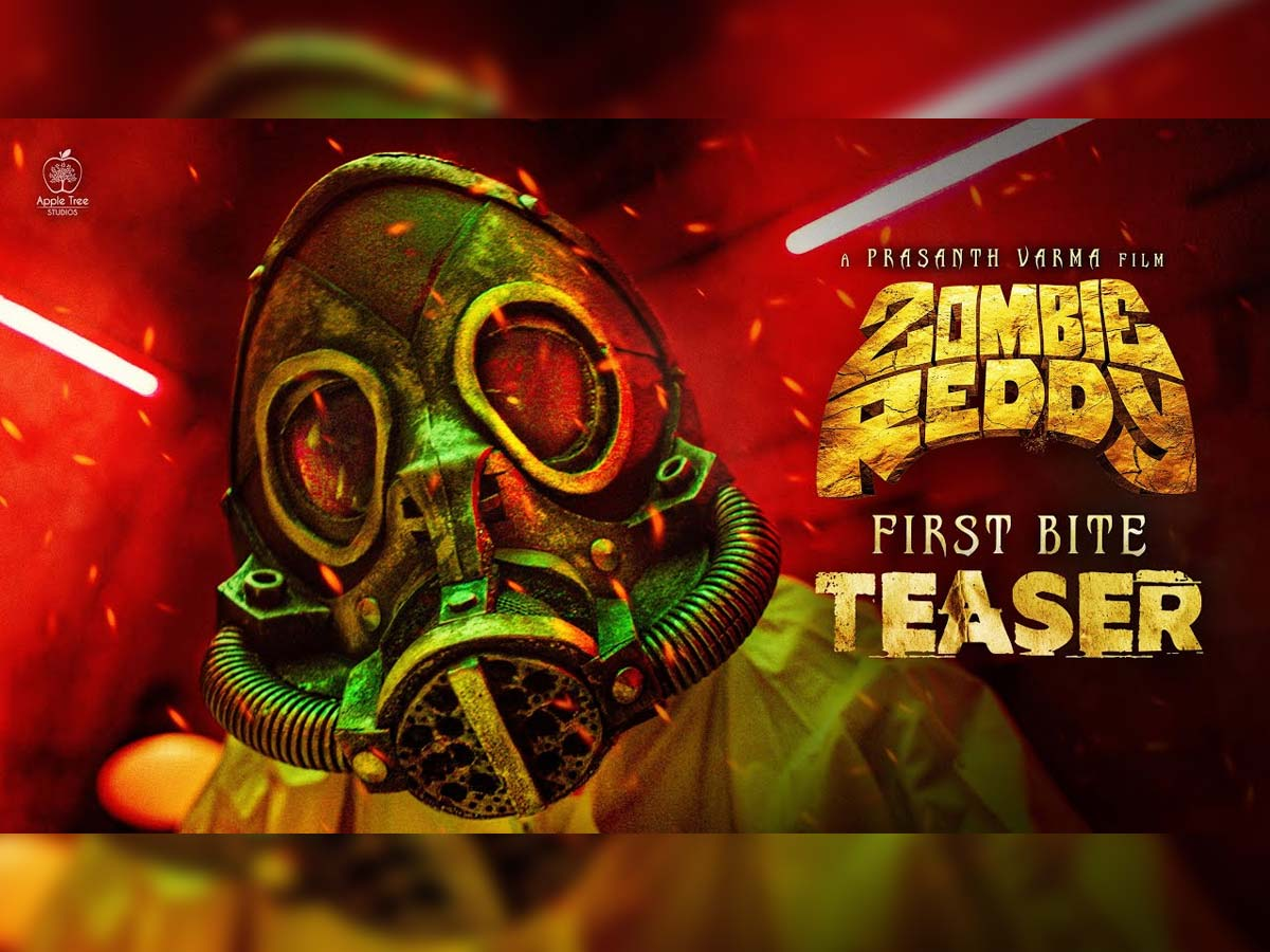 Zombie Reddy First Bite review