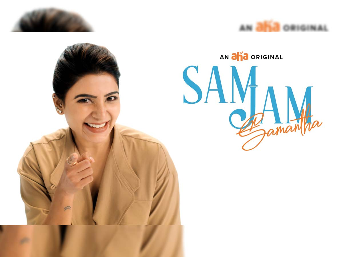 After eight episodes, Sam Jam Samantha called off, Why?