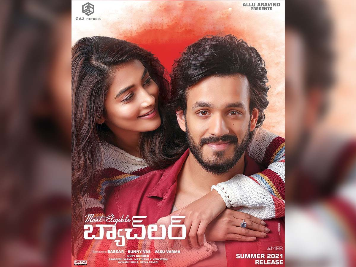 Akhil's Most Eligible Bachelor has gone into reshoot mode?