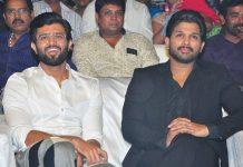 Allu Arjun and Vijay Deverakonda Multistarrer with Mahi V Raghav