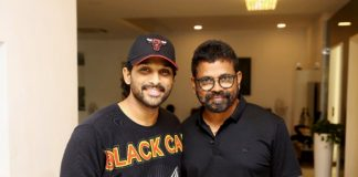 Allu Arjun birthday wishes to Darling Sukumar