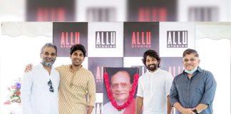 Allu Arjun reveals behind the decision of starting Allu Studios