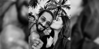 Bigg Boss fame Oviya kisses him! Netizens ask who is this guy?
