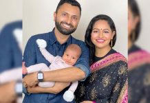 Garuda Vega lady Pooja Kumar delivers Baby girl