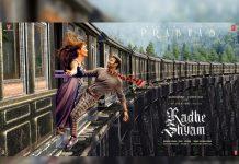 Glimpse from Radhe Shyam on Sankranthi