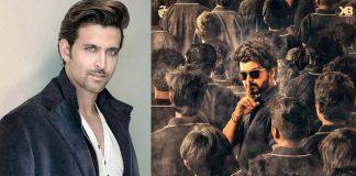 Hrithik Roshan in Master Hindi remake?