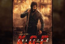 It's KGF star Yash Stamina