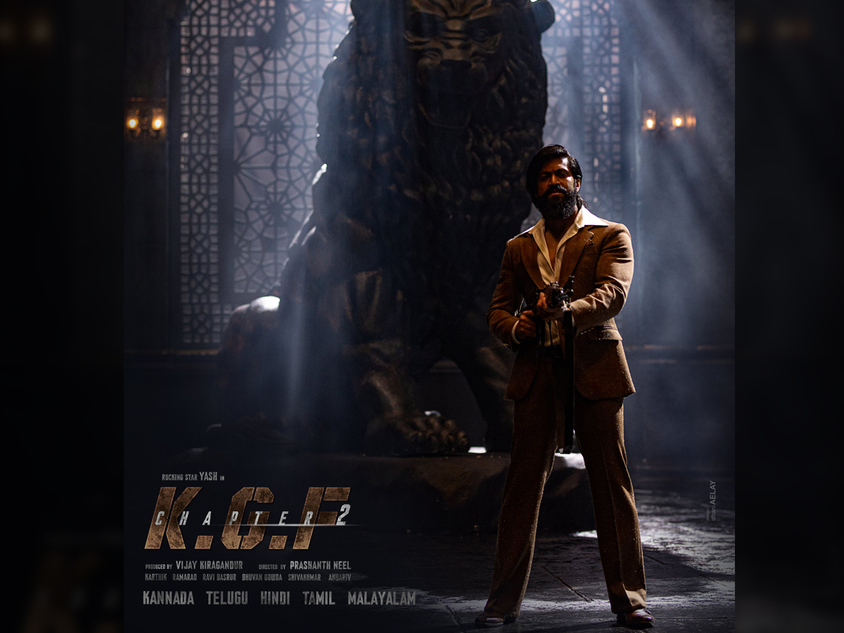 KGF Chapter 2 release date locked