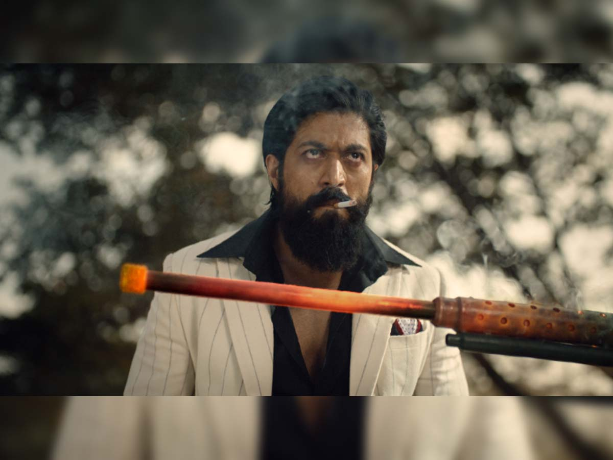 KGF: Chapter 1 was a huge hit, are you expecting KGF: Chapter 2 to break all records?