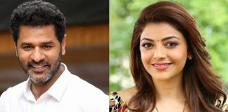 Kajal Aggarwal film with Prabhu Deva