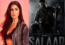 Katrina Kaif to star opposite Prabhas?