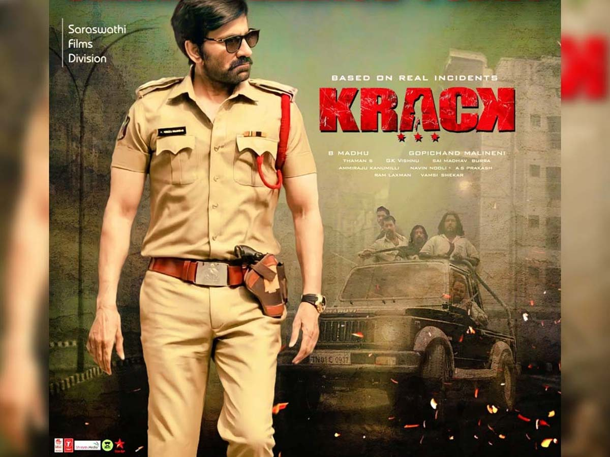 Krack 3 Days AP/TS Box Office Collections