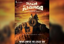 Sharwanand and Siddharth Maha Samudram worldwide release on 19th August