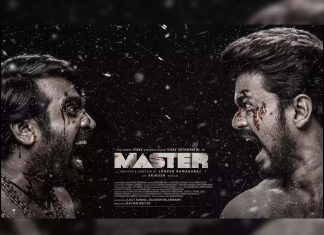 Master: The Global No 1 film in terms of total gross collections