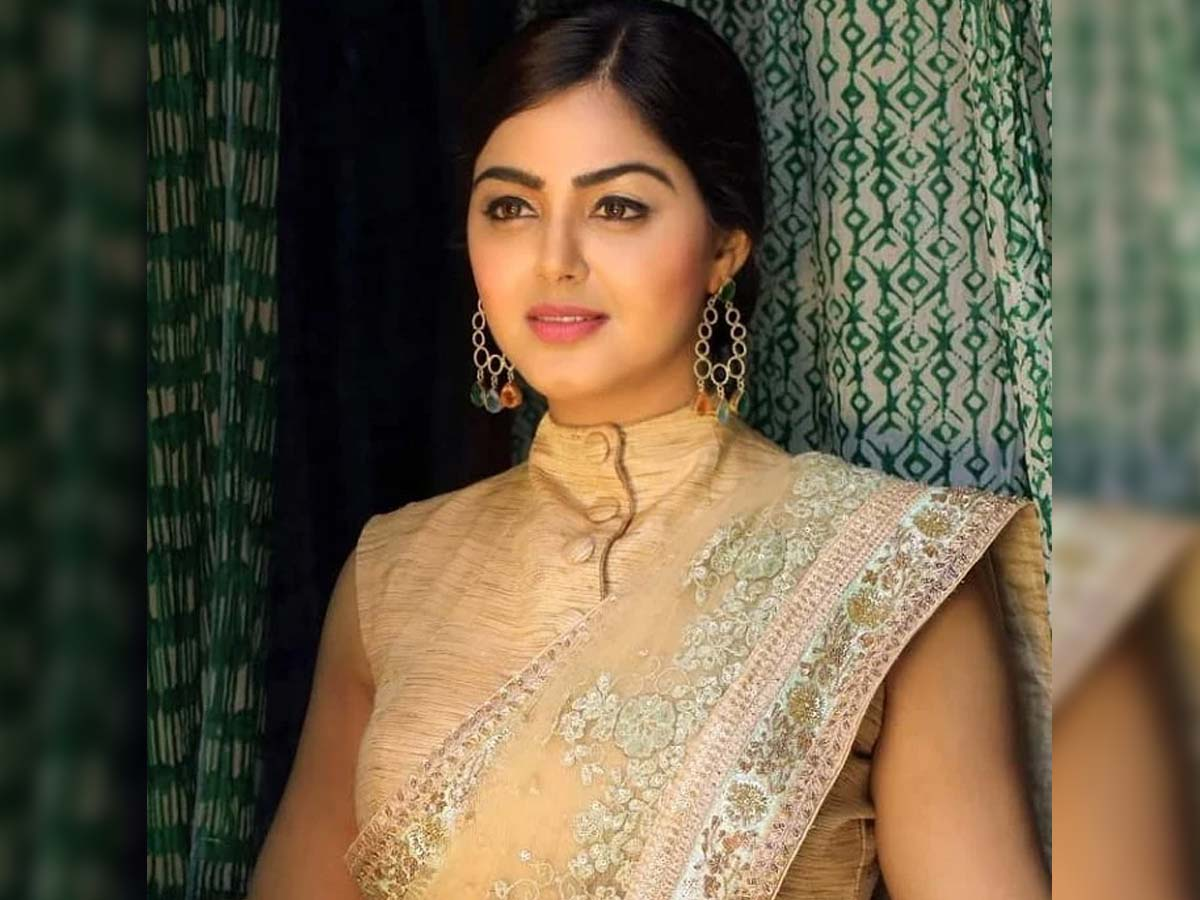 Monal Gajjar salary for Special Song in Alludu Adhurs