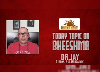 Mysterious histories of Bhishma by Jason